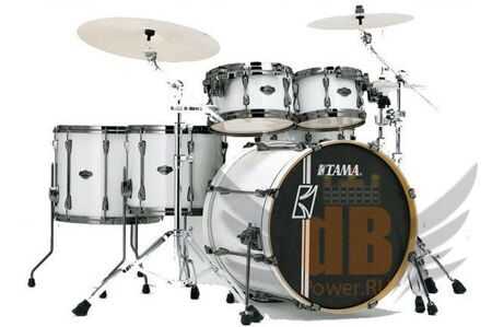 Барабанная установка TAMA SUPERSTAR HYPER-DRIVE MAPLE SUGAR WHITE