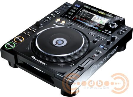 Профессиональный dj player Pioneer CDJ2000