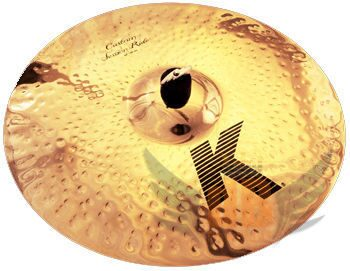 Тарелка типа Ride ZILDJIAN 20` K` CUSTOM RIDE